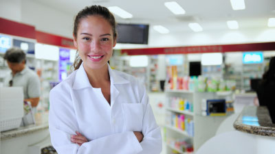 Técnico Auxiliar de Farmácia (sábado ou pós-laboral)