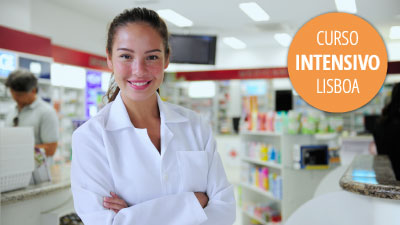 Técnico Auxiliar de Farmácia (curso intensivo em Lisboa)