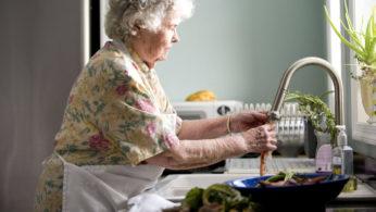 Nutrição no idoso